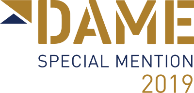 DAME 2019 Design Award Special Mention