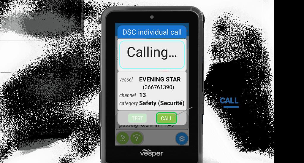 Cortex Collision Avoidance DSC Calling