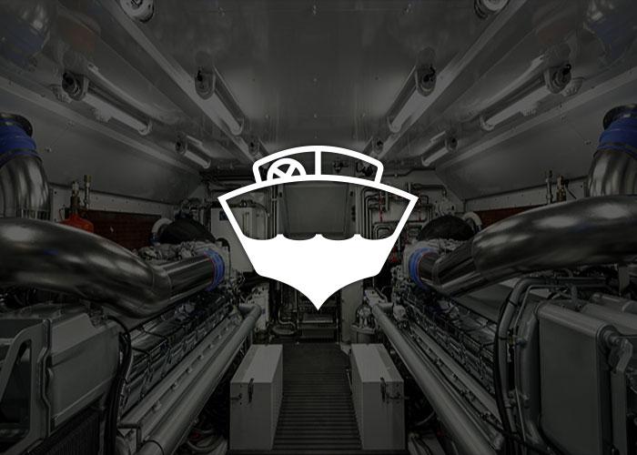 Superyacht Engine Room