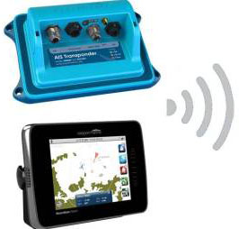 Vesper Marine AIS transponders with WiFi