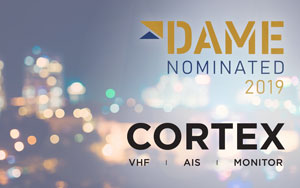 Vesper Marine's Cortex is nominated for the coveted DAME Award